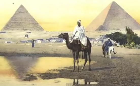 Piramidele egiptene