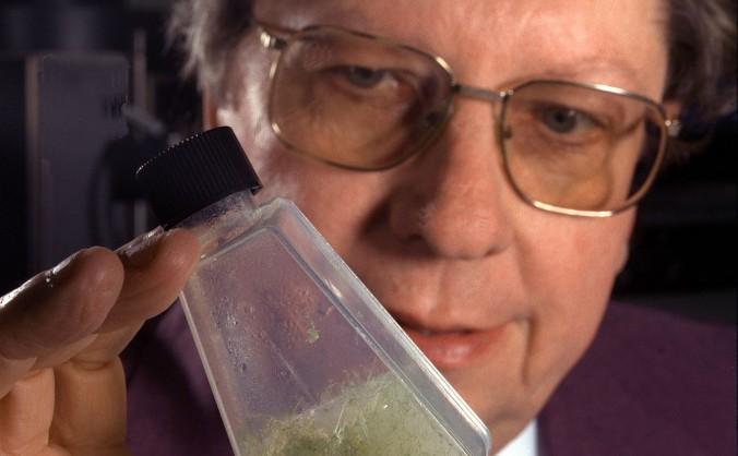 Astrobiologul NASA Richard Hoover.