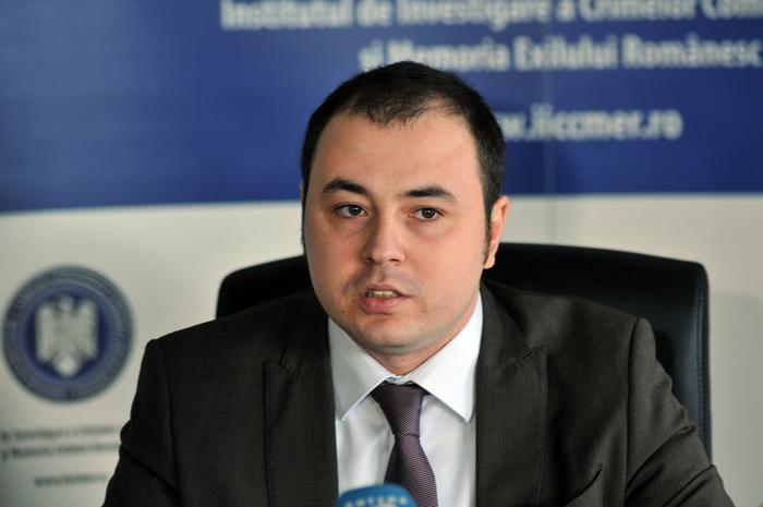 Andrei Muraru, Director Executiv IICCMER