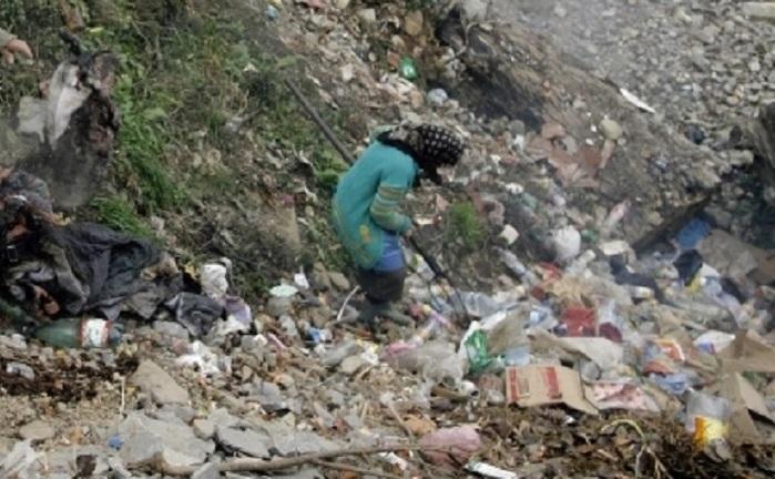 Groapa de gunoi de la Glod (arhivă 2006)