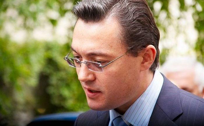 Preşedintele Parlamentului, Igor Corman