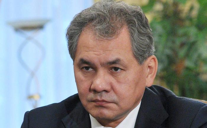 Sergei Şoigu