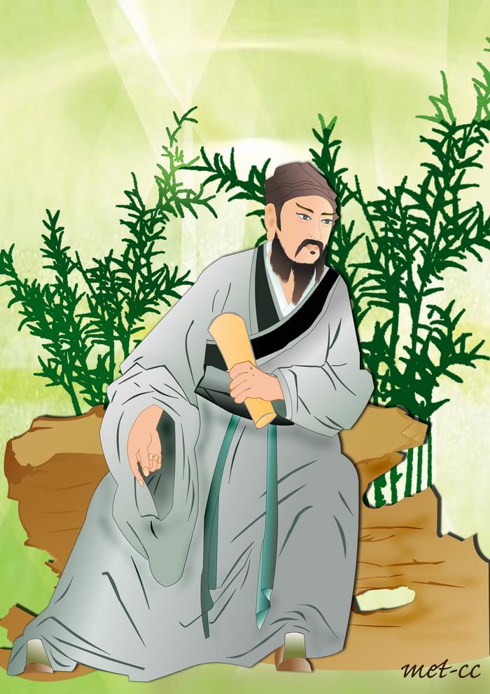 """Wang Wei, cunoscut şi ca """"Poetul Buddha"""""""