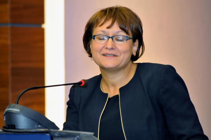 Laura Georgescu, preşedinta CNA