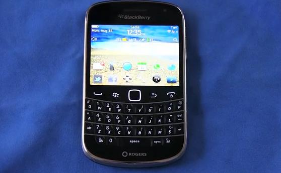 Blackberry.