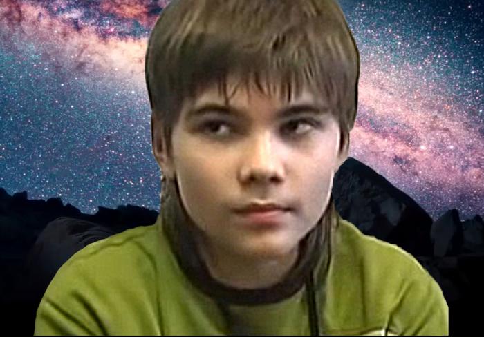 Boris, copilul care susţine că a trăit pe Marte