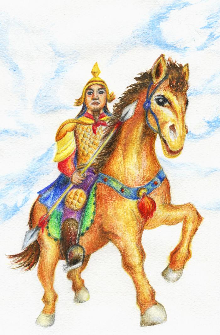 Guo Ziyi, marele general care a salvat dinastia Tang de unul singur