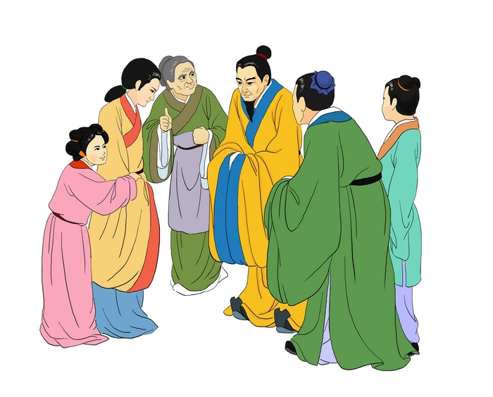 Liu Zongyuan, mare maestru în proză şi un guvernator generos