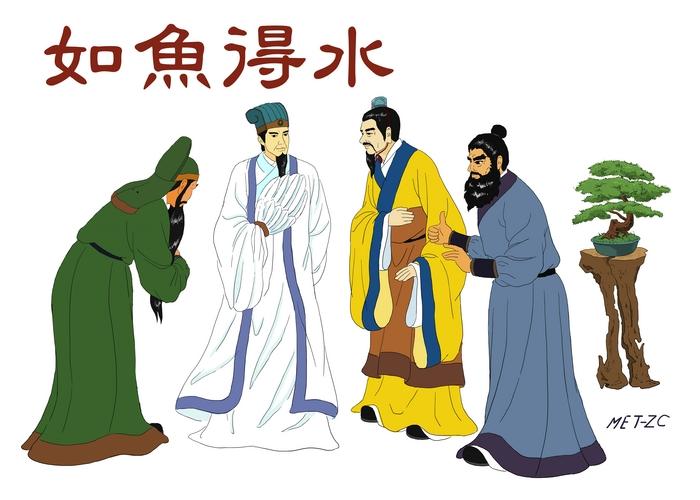 Liu vorbindu-le celor mai apropiaţi generali ai săi