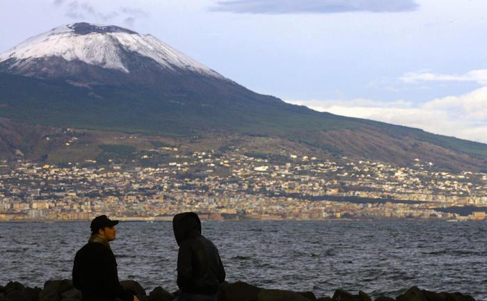 Golful Neapole şi Vezuviu