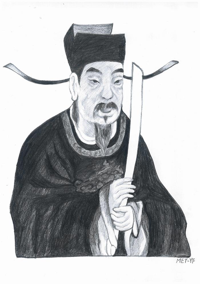 Lv Mengzheng, măreţul prim-ministru, din perioada dinastiei Song
