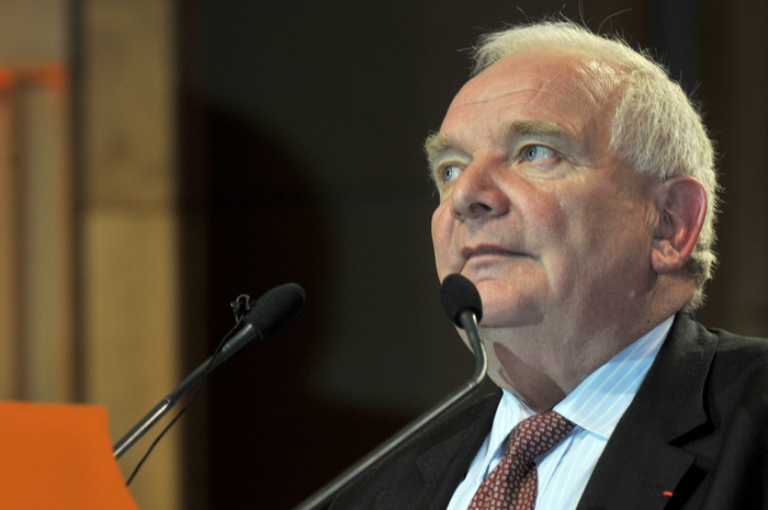 Joeph Daul, preşedintele PPE