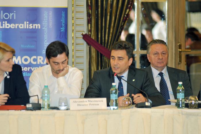 """""""Energie pentru România"""", dezbateri publice organizate de PDL, ISP şi FHS"""