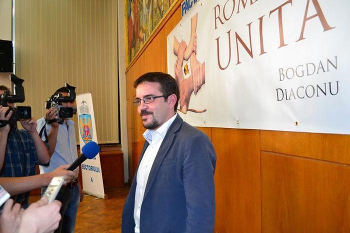 Deputatul PSD Bogdan Diaconu