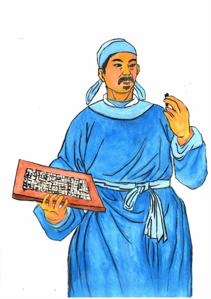 Bi Sheng, inventatorul tehnologiei de imprimare de tip mobil