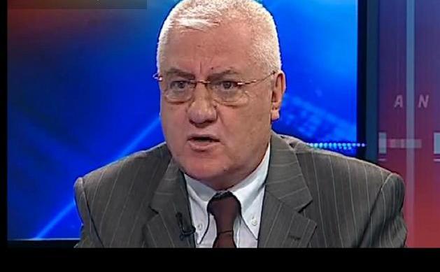 Fostul preşedinte al LPF, Dumitru Dragomir.