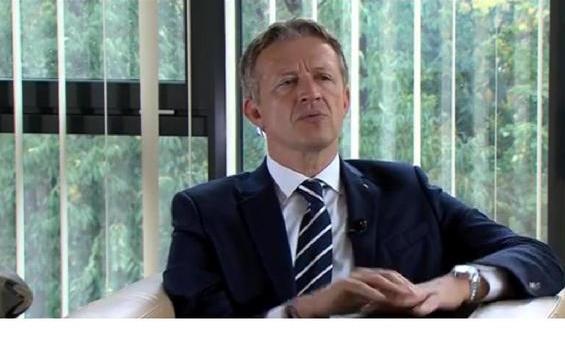 Presedintele Comitetului Olimpic şi Sportiv Român, Octavian Morariu.