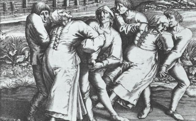 Mania dansului