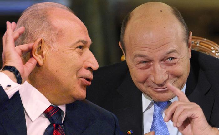 Băsescu versus Voiculescu