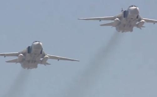 Avioane militare ruse.