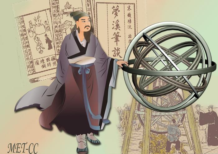 """Shen Kuo, cel mai mare om de ştiinţă cu ale sale """"Eseuri ale visului de unificare"""""""