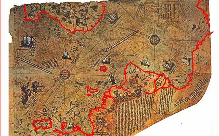 Harta Piri Reis.
