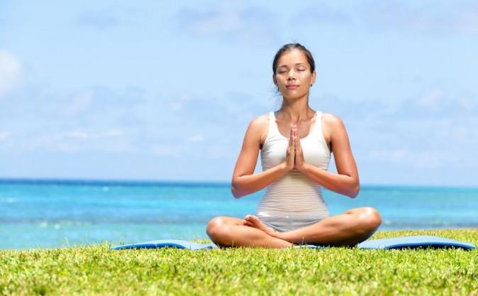 Calmarea prin meditatie.
