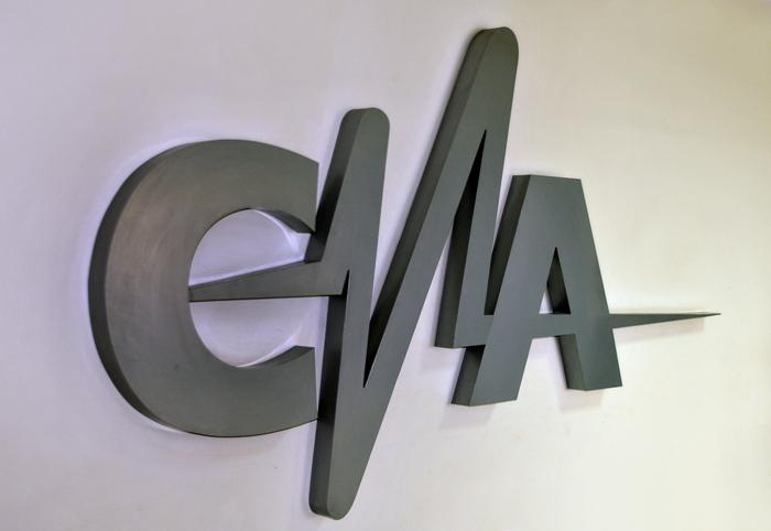 Consiliul Naţional al Audiovizualului ( CNA ), sigla