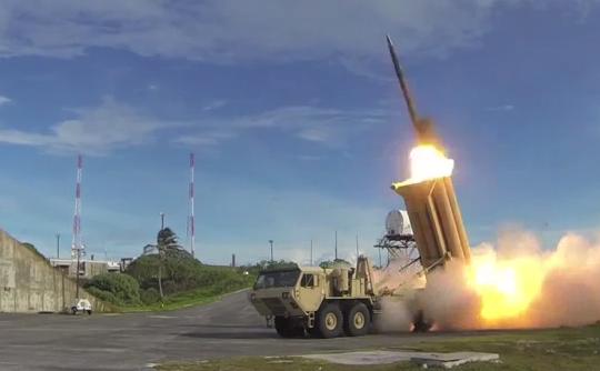 Sistemul de apărare anti-rachetă ce va face parte din scutul Aegis Ashore.