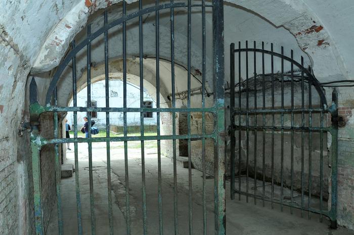 Inaugurarea celulei Corneliu Coposu de la Fortul 13 Jilava