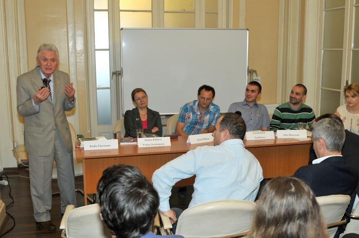 """Seminar dedicat """"Rezistenţei Anticomuniste din Munţi"""""""