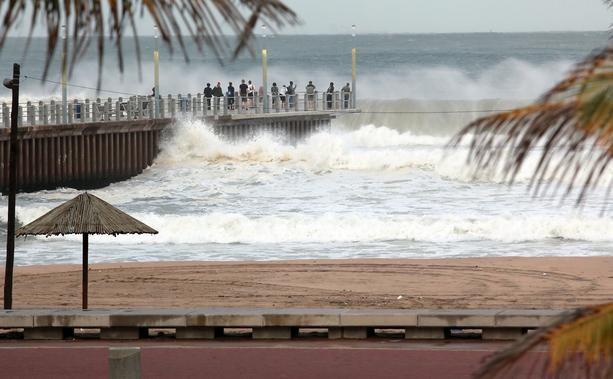 Plaja North Pier din Durban