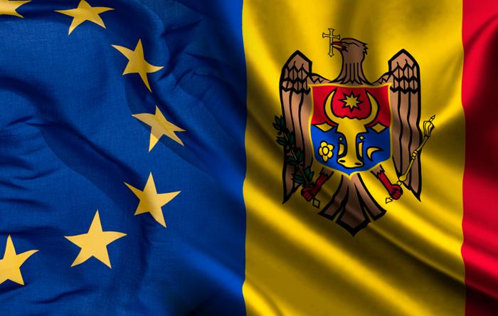 Moldova adera la U.E.