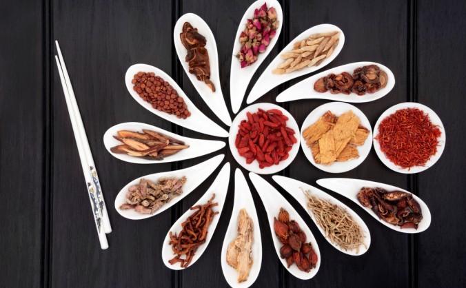 Medicina tradiţională chineză.