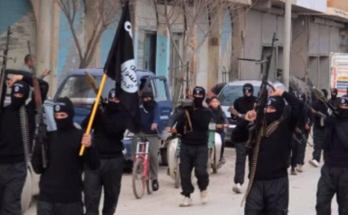 Islamiştii radicali ai Statului Islamist al Irakului şi Levant.