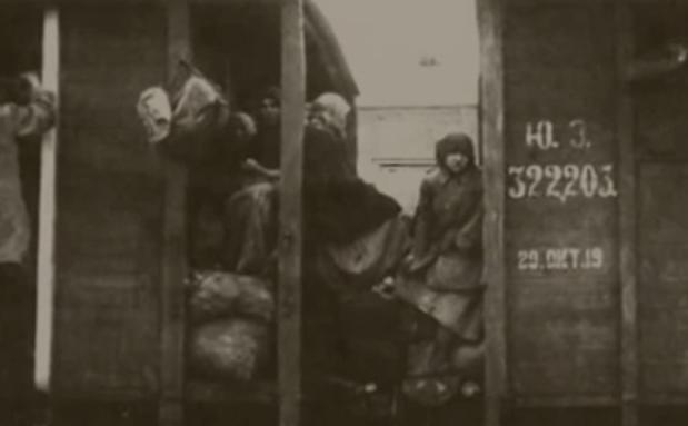Deportările pe timpul sovieticilor.