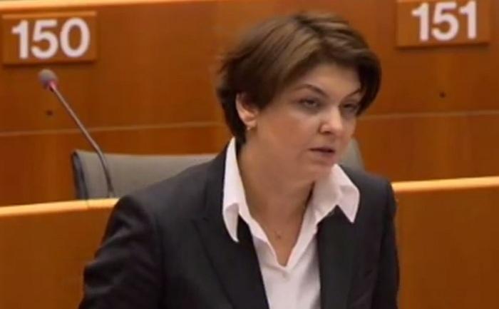Europarlamentarul PNL Adina Vălean
