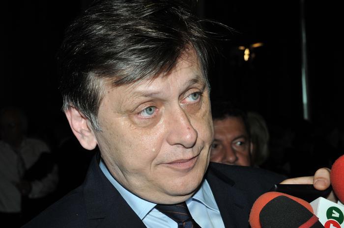Crin Antonescu, fost preşedinte PNL