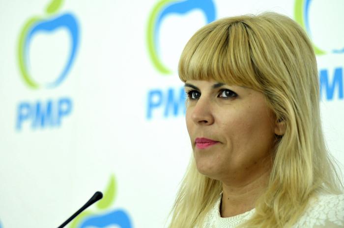 Elena Udrea, preşedinta PMP