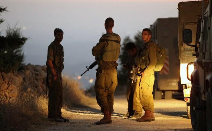 Soldaţi israelieni în Hebron, Cisiordania, după ce au fost găsite corpurile a trei adolescenţi israelieni