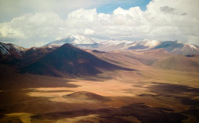 Deşertul Atacama