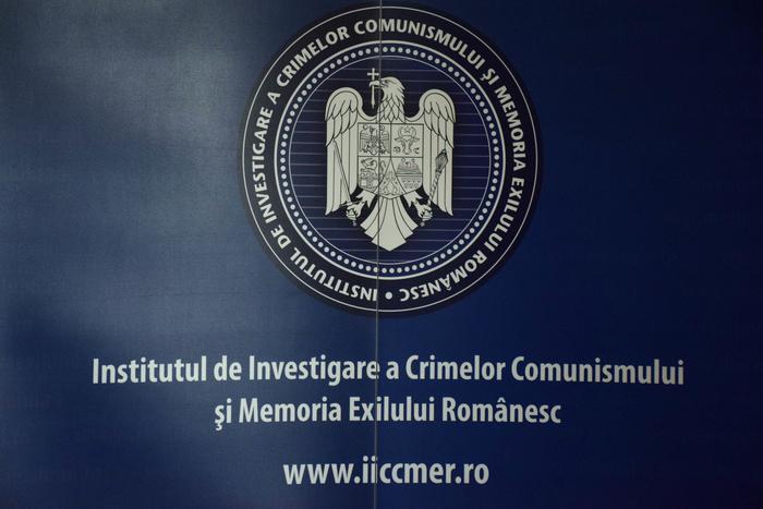 Institutul de Investigare a Crimelor Comunismului şi Memoria Exilului Românesc (IICCMER), conferinţa de presă 8 iulie 2014.
