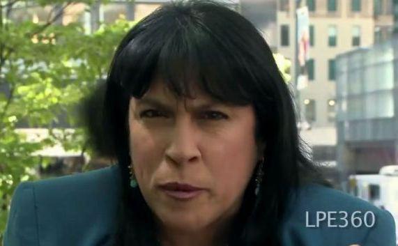 Fran Capo, femeia care vorbeşte cel mai repede din lume