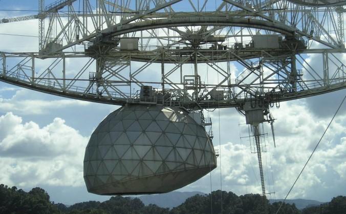 Observatorul Arecibo din Puetro Rico