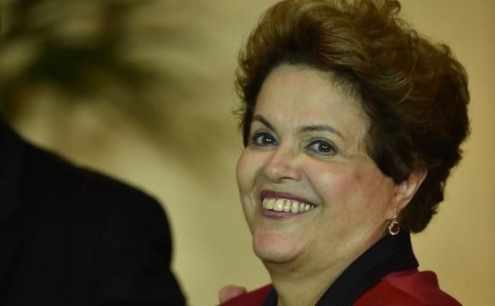 Preşedintele Braziliei, Dilma Rousseff, 30 iunie 2014