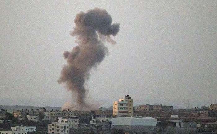 Bombardamente israeliene în Fâşia Gaza, 16 iulie 2014