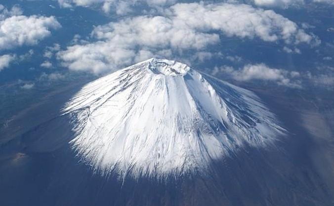 Muntele sacru al Japoniei, Fuji
