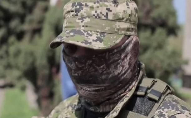 Soldat ucrainean.