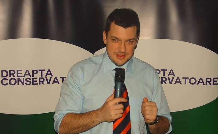 Ovidiu Raeţchi, deputat de Diaspora.