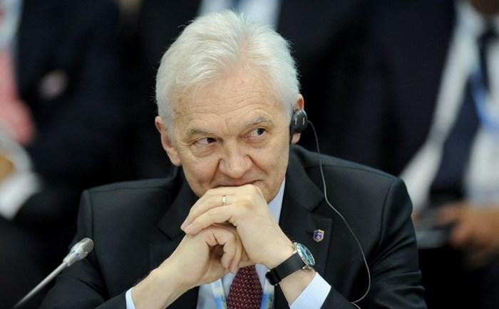 Miliardarul rus Gennadi Timchenko, 23 mai 2014
